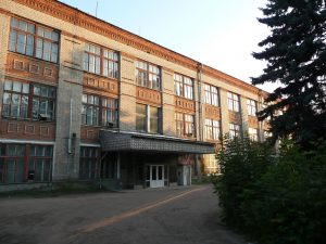 Здание, где размещался ВНИИСИМС