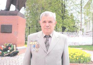 Яшуков Михаил Адамович