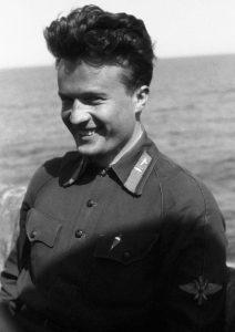 Фото_Николай Каманин в 1934 г.