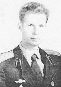 Инженер-капитан Корешков А. А.