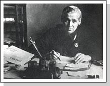 Фото_А.А. Благонравов в рабочем кабинете. 1939 г.
