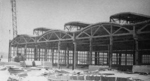 Строительство корпусов Магнетона