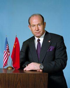 Alexei Leonov in April 1974