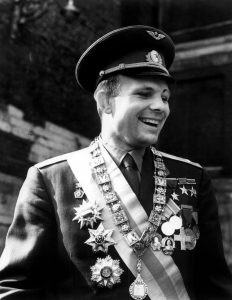 Юрий Гагарин. 1961 год
