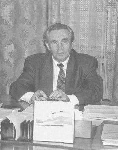 Георгий Михайлович Грязнов, первый директор НПО «Красная звезда»