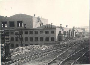 Завод «Электрокабель». Цех №2. 1968 г.