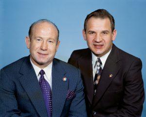 Алексей Леонов и Валерий Кубасов_1974