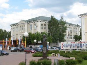 Здание АО «Электрокабель»