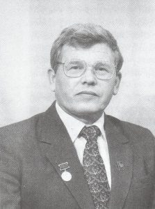 Б.В. Новоселов. Фото 1978 г.
