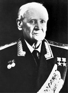 А.А. Благонравов. 1974 г.