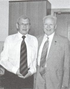 Б.В. Новоселов и В.П. Грязев.