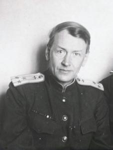 Фото_Тихонравов М.К. - инженер-полковник авиационно-технической службы ВВС. 1947 г.